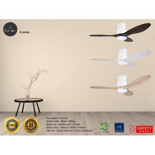 Eco air H series DC ceiling fan