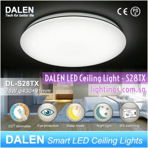 DALEN LED CEILING DL-S28TX STARSKY
