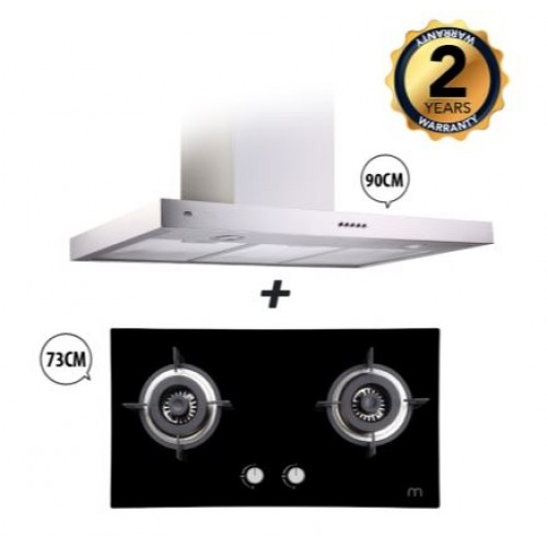 MAYER HOOD & HOB PACKAGE MMCH407 + MMGH730