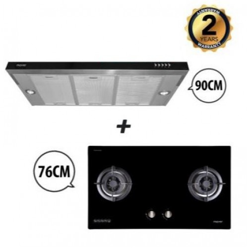 MAYER HOOD & HOB PACKAGE MMGH772 + MMSI900HS