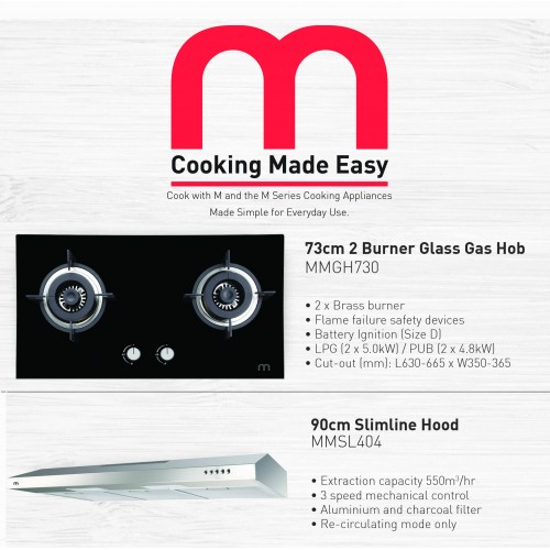 MAYER HOB AND HOOD PROMOTION