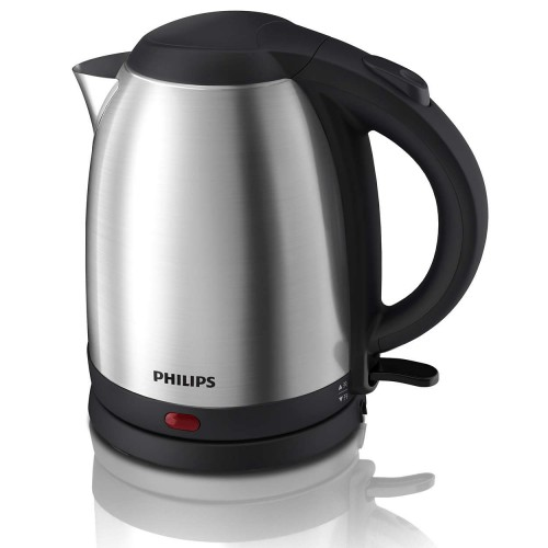 PHILIPS STAINLESS STEEL 1.5L KETTLE HD9306