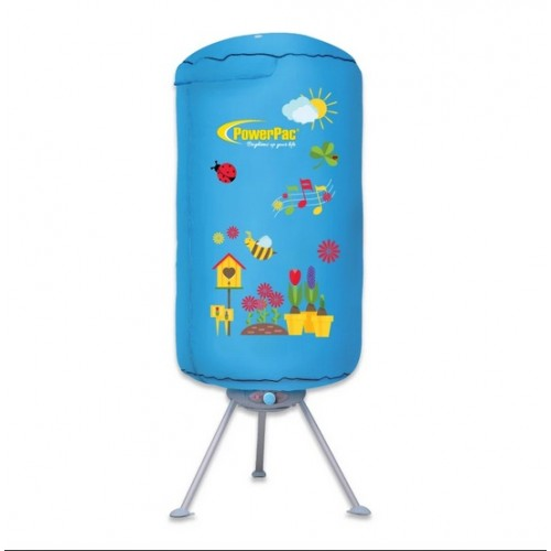 2in1 Portable UV Electric clothes dryer with UV waterproof & PTC Heater System- 900 Watts -PPV636