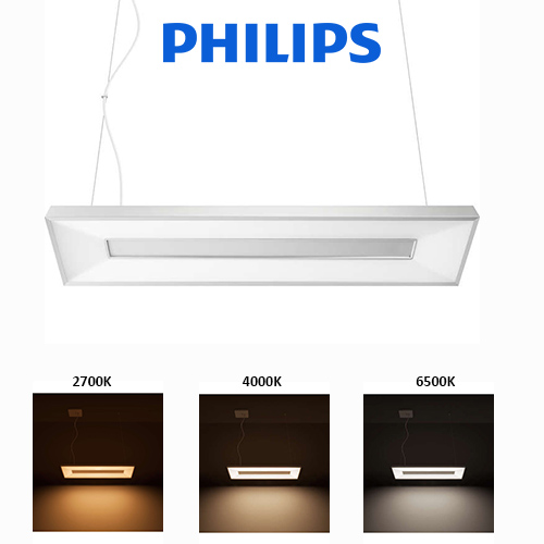 45057 Hue Within Pendant Alu 55W