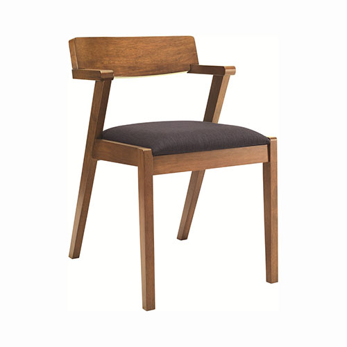 ZOLA DINING CHAIR WITH CUSHION 109/6201