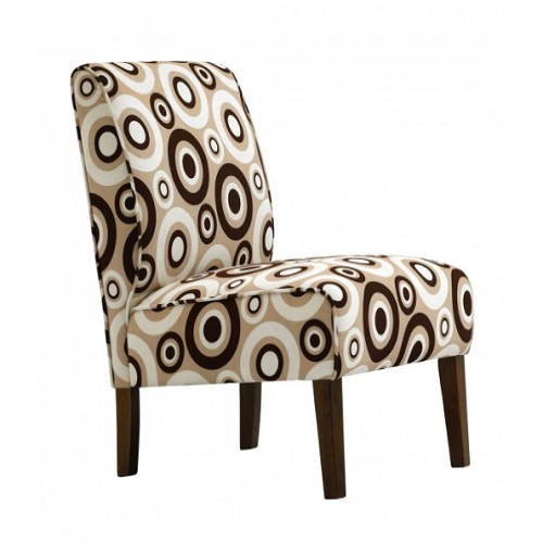 ACCENT SPIRAL LOUNGE CHAIR - 231070