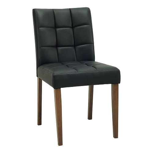 DAVIN ESPRESSO DINING CHAIR - 241072