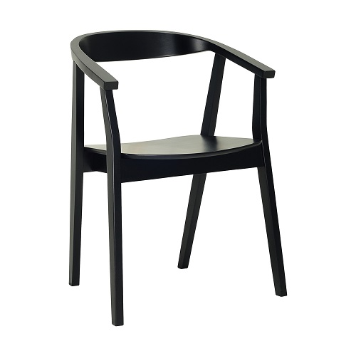 GRETA BLACK CHAIR - 24092581