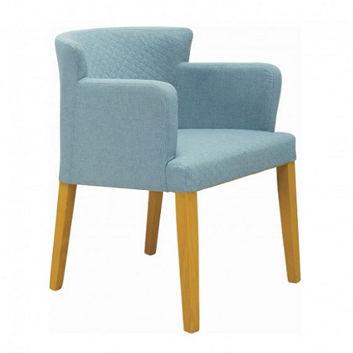 RHODA AQUAMARINE ARM CHAIR - 241077