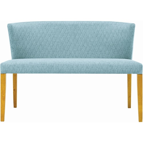 RHODA AQUAMARINE 2 SEATER CHAIR - 243003