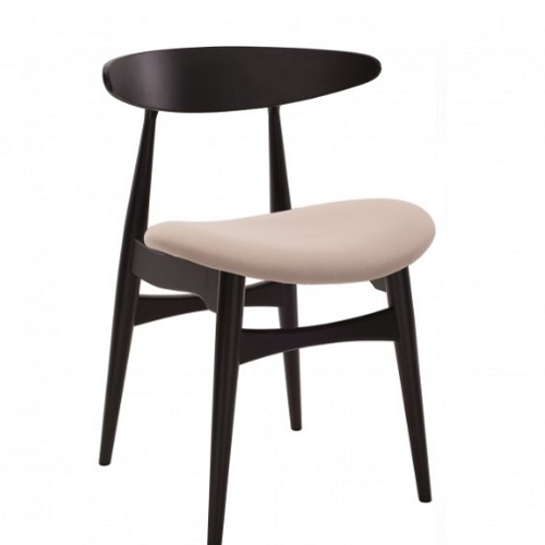 TRICIA BLACK ASH BARLEY DINING CHAIR - 24092423.83106-729