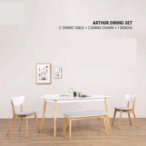 ARTHUR DINNING SET