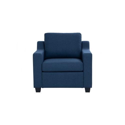 Baleno 1 seater sofa Yale colour