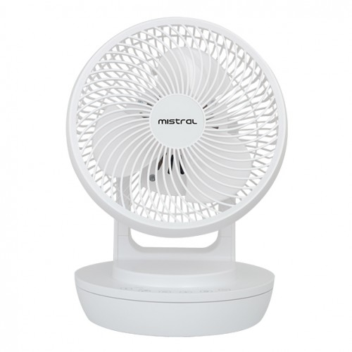 "MISTRAL MIMICA 9"" HIGH VELOCITY FAN WITH REMOTE CONTROL MHV901R"