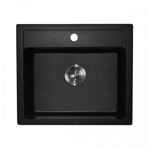 AER Granite Kitchen Sink KS1-04 BL