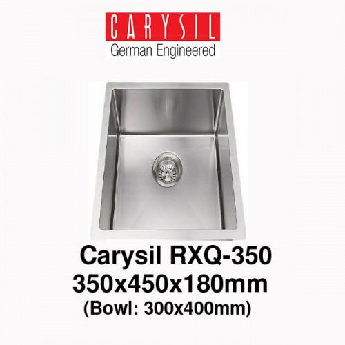 CARYSIL RXQ350 STAINLESS STEEL KITCHEN SINK
