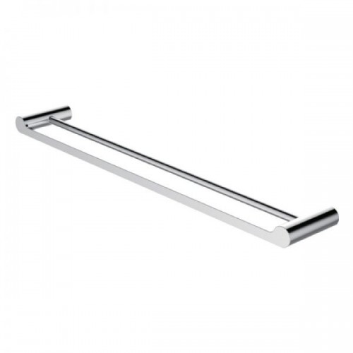 ACB 01-02 BRASS DOUBLE TOWEL BAR