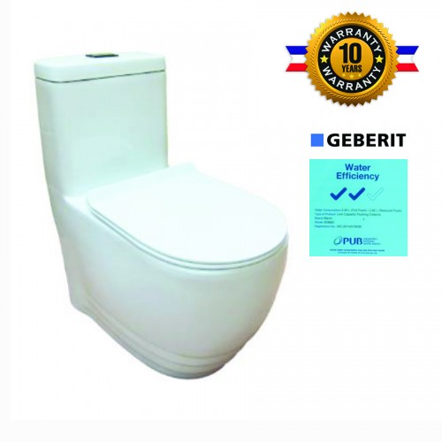 Toilet Bowl W-368A