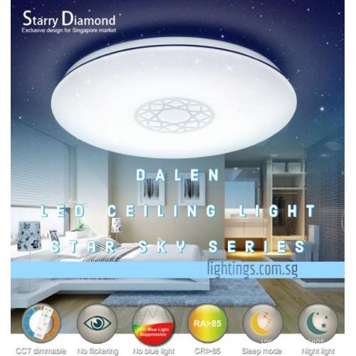 DALEN LED CEILING DL-C216TX STARSKY