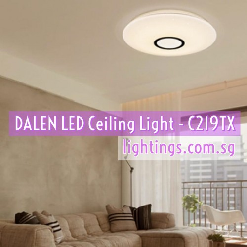 DALEN LED CEILING DL-C219TX STARSKY