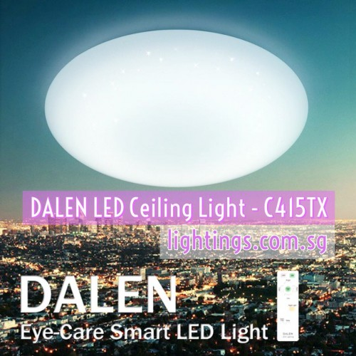 DALEN LED CEILING DL-C415TX STARSKY
