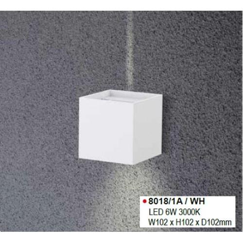 CG 8018-6W LED 3000K