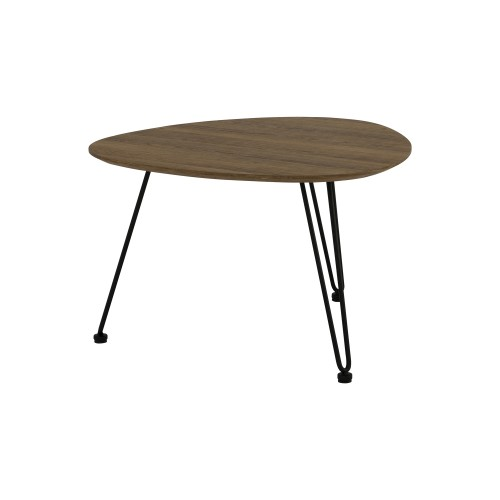 CORWIN OVAL COFFEE TABLE - 132034