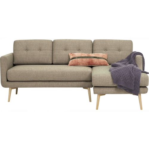 Stream 3 Seater Left Chaise