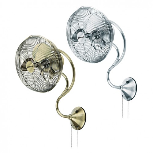 "Mistral 12"" Metal Wall Fan -MWF30"